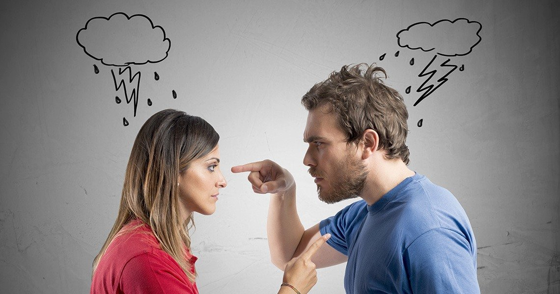 relationship tips and advice, focus on words, which said in anger, which can lead to a divorce