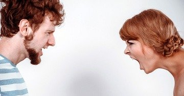 relationship tips and advce, in anger don't day anything that you will then regret for years
