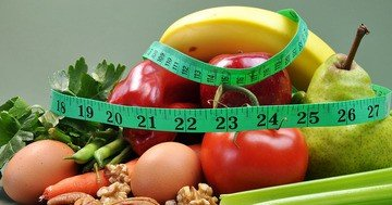 tips for healthy living - the differences between dieting and healthy eating are huge