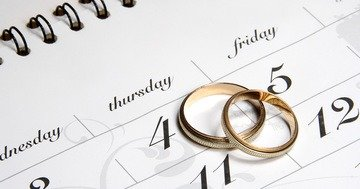 Bien Magazine - It is important to be familiar with the superstitions regarding weddings on specific days of the week