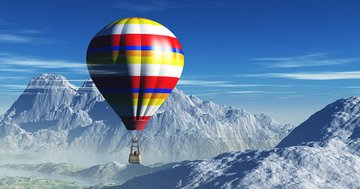 online dating tips - If you dream of flying, the hot air balloon date can prove to be unforgettable