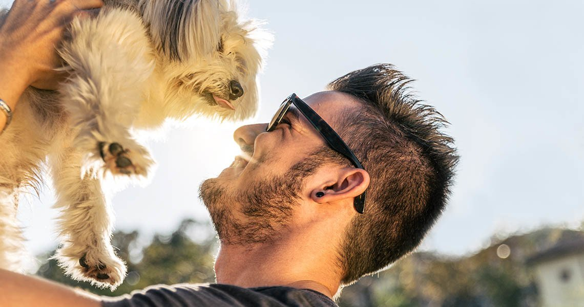 Bring your fluffy friend to your date - relationship tips and advice