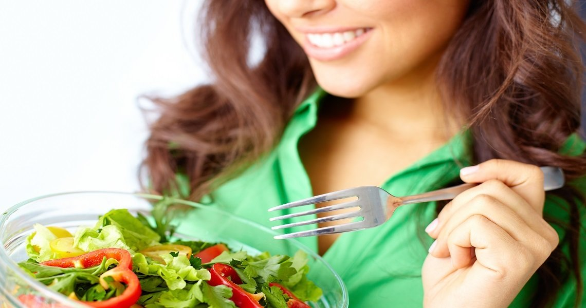 make small eating changes to achieve great and healthy body