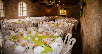 Sacrifice as much time as needed to pick the most suitable wedding venue